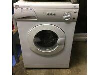 Microwave and washing machine
