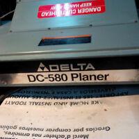 """20"""" Delta Thickness Planer"""