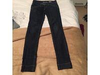 Miss sixty/all saints jeans