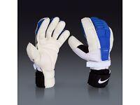Nike GK Confidence-Size 8-Blue/White