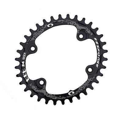 New Response Oval Chainring 34T for Shimano M9000