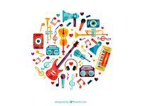 Musicians, Artists & Poets