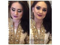 Bridal hair and make up artist. Wedding hair and makeup. Asian party hair and makeup artist.
