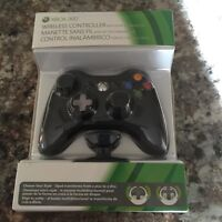 Xbox 360 controller with charging kit