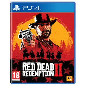 Red Dead Redemption 2 [PS4 Digital Code]