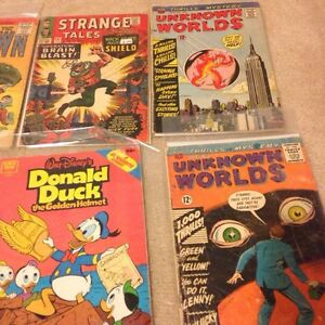 Vintage antique comic books - disney Cambridge Kitchener Area image 4