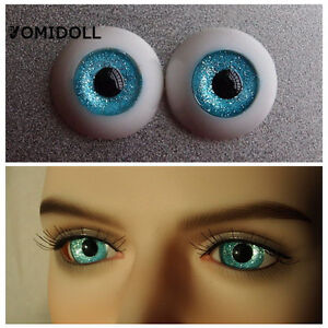 Acrylic Eye BJD Dollfie Doll 8 10 12mm 14mm 16mm 18mm 20mm 22mm blue green brown