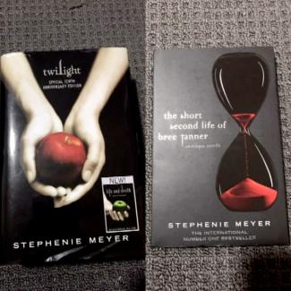 Twilight 10th Anniversary Edition by Stephany Myer Hardback