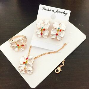 3 piece Jewellery set - NEW with packaging