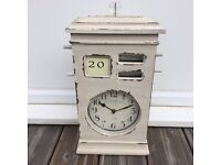 Old fashioned looking clock costs £50 new