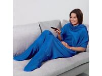 Luxurious Footsie Blanket from JML new boxed