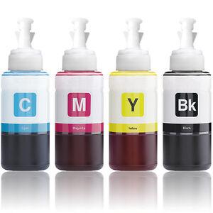 Nachfüll Tinte für EPSON Ecotank L555 L565 L655 ET-2500 ET-2550 (kein OEM)