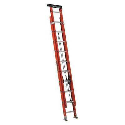 Louisville L-3022-20pt Extension Ladder Fiberglass 20 Ft. Type Ia