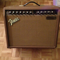 Fender Acoustasonic 30 DSP ComboAmp with effects