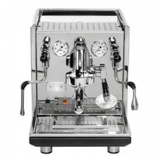 Brand New ECM Synchronika Home Coffee Machine.