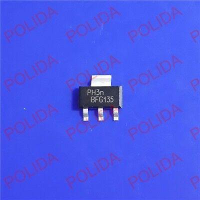 10pcs Rfvhfuhf Transistor Sot-223 Bfg135