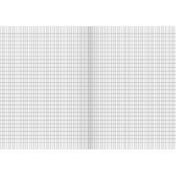 13 Schulheft A4 5 x 9 mm rautiert, Lineatur 23, 10-44 923 02