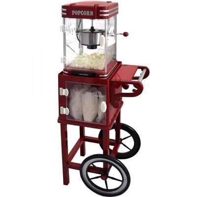 Popcornmaschine, Popcornmaker Nostalgie Retro Look. Syntrox Germany