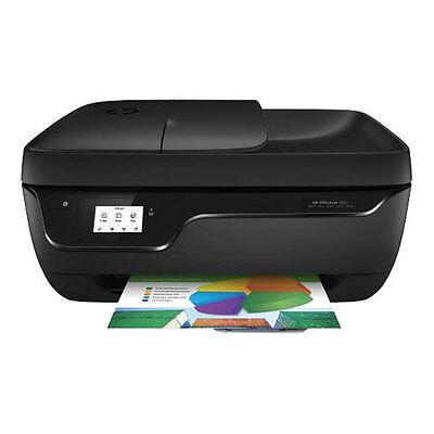 HP OfficeJet 3831 Multifunktionsdrucker schwarz WLAN USB 2.0