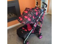 Cosatto Supa flamingo pushchair