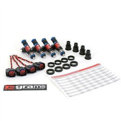 GRAMS 750CC FUEL INJECTOR SET FOR 88-01 HONDA B16/B18/B20/D15/D16/F22A/F22B/H22