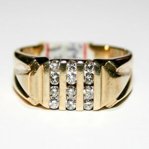 Men's Gold Rings 4 sale at Great Pacific Pawnbrokers
