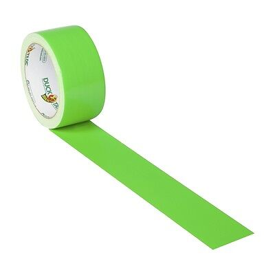 Island Lime X-factor Duck Tape Brand Duct Tape - Neon Green 1.88 Inch X 15 Yds
