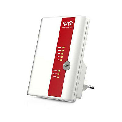 AVM Repeater 450E, WLAN Verstärker mit bis 450 MBit/s im 2,4-GHz-Band