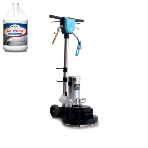 Mytee® T-REX Total Rotary Extraction and Two Cases of Carpet Extractor Cleaner