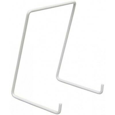 WIRE PLATE STANDS (WHITE) MEDIUM SIZE PLATE 18-23cm NEW