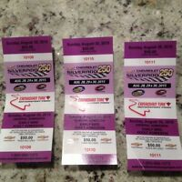 NASCAR truck series tickets for Sunday