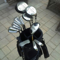 Top Flite XL Men's Right Handed Golf Set for Sale