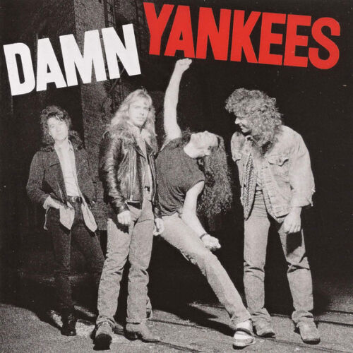 Damn Yankees - Damn Yankees New Mint, Cd With Booklet