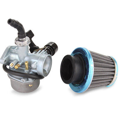 Motorcycle Carburetor With Air and Fuel Filter Fit For Most 70CC 90CC 110CC