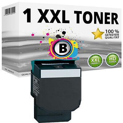 1 XL TONER für LEXMARK CS310DN CS310N CS410DN CS410DTN CS410N CS510DE CS510DTE