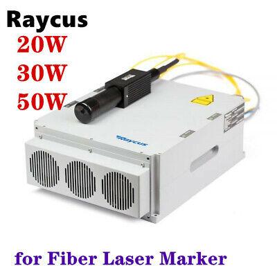 Raycus Laser Source 20w-50w Q-switched Pulse Fiber Laser 1064nm For Fiber Laser