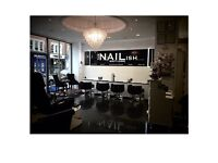 Waxing nails manicure pedicure massage beautician needed