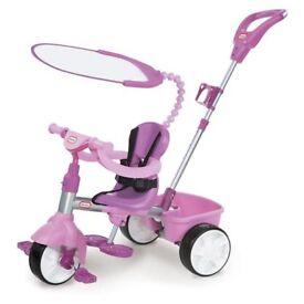 Pink Tikes Trike