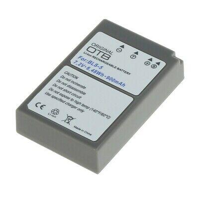 Original OTB Batería Para Olympus BLS-5/BLS-50