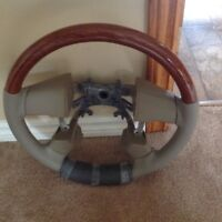 Custom steering wheel -brand new!