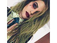 Halloween Makeup in Chesterfield