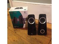 Logitech Speakers like new