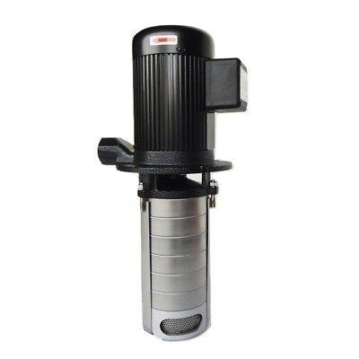 Multistage Cnc Machine 1 Hp Coolant Pump 240480v 6 Stage 253mm 10
