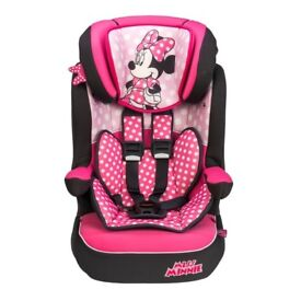 Minnie mouse carseat for sale