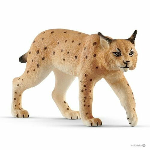 <><  14822  Lynx  wild cat  Sweet strong Schleich Anywheres a Playground