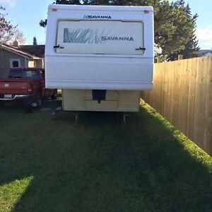 1994 Savana fithwheel camper trailer 29.5 ft Strathcona County Edmonton Area image 8