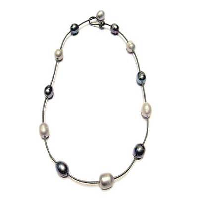 STYLISH & EDGY FRESH WATER PEARL