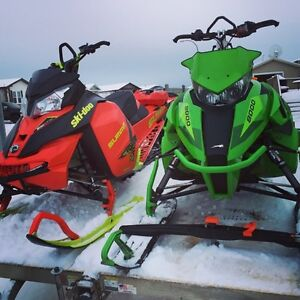 2016 M8000 Limited Arctic Cat NEED GONE!