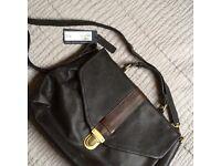 Marks and Spencer leather shoulder bag.Unwanted gift