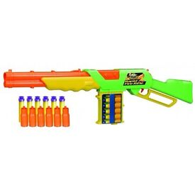 Kids Buzz Bee Rapid Fire and Double Shot Toy Rifles £5